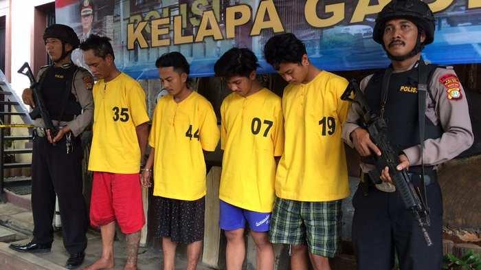 Jadi Kurir Ekstasi, Dua Remaja di Kelapa Gading Ditangkap