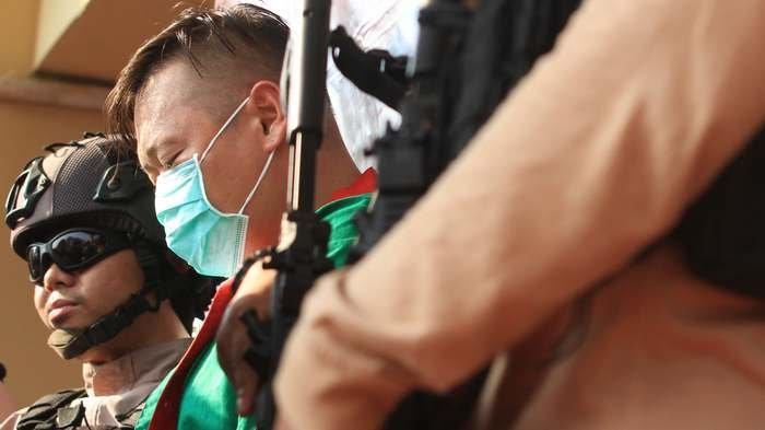 Polisi Tetap Tahan Reza Bukan Meski Hasil Tes Urinenya Negatif Narkoba
