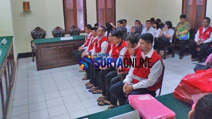 Ketika 15 Driver Ojol Jalani Sidang di Pengadilan, Lho Kenapa Ya?
