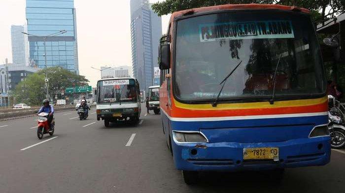 Metromini Segera Integrasi dengan Jak Lingko, Akan Beli 100 Bus Baru
