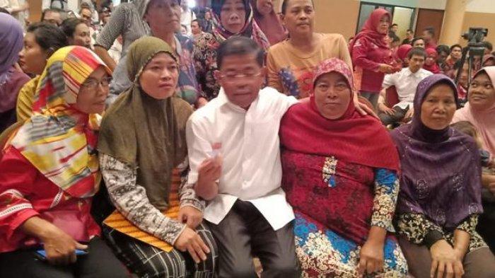 Idrus Marham Tindak Tegas Oknum Penyelewangan Dana PKH di Sunter Jaya