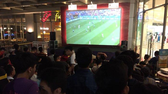 Final Piala Dunia 2018 : Kontribusi Griezzmen Kalah Dibanding Luca Modric