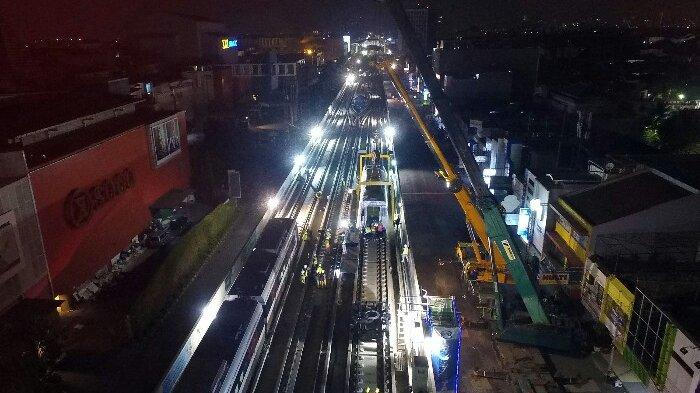 Dapat Rekomendasi Teknis dari Kementerian Perhubungan, LRT Jakarta Siap Diuji Coba