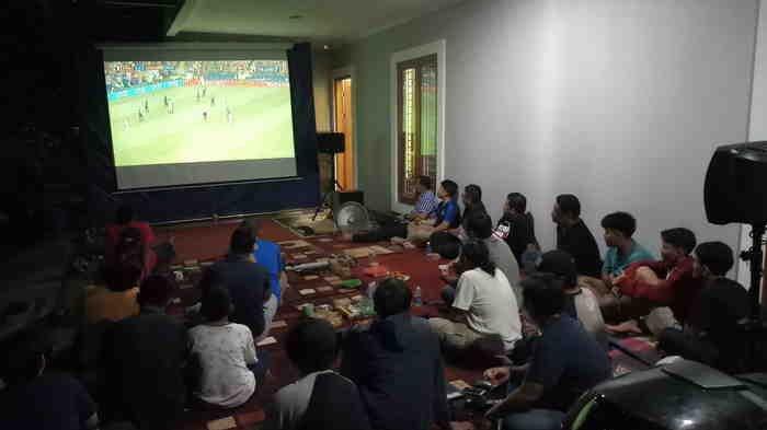 Final piala dunia 2018 : Skor 1 - 1, Kroasia Balas Lewat Tendangan Dingin Perisic
