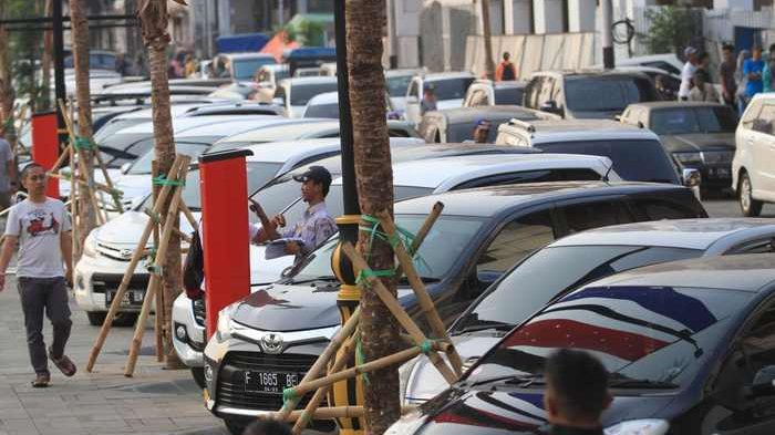 DKI Bakal Berlakukan Tarif Parkir Mobil Rp 60.000 Per Jam, Motor Rp 18.000 Per Jam