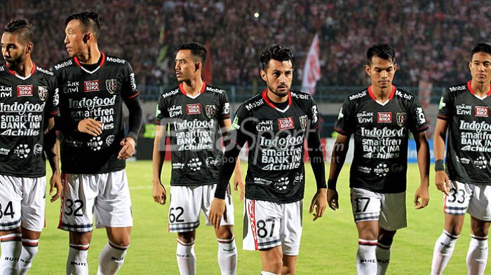 Persija Jakarta Takluk 0-2 Atas Bali United