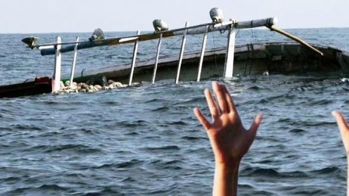 Kapal Dihantam Ombak Saat Memancing Cumi, 4 Orang Hilang