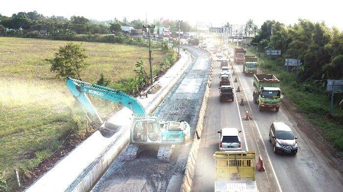 Penambahan Jalur Tol Tangerang-Merak Seiring Meningkatnya Volume Kendaraan