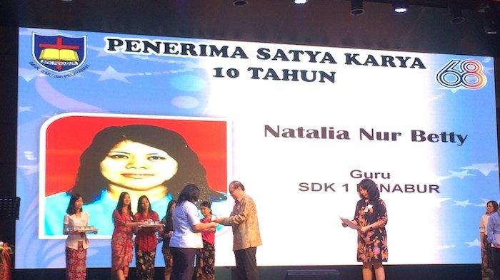 25 Persen Siswa BPK Penabur Jakarta Masuk Perguruan Tinggi Negeri