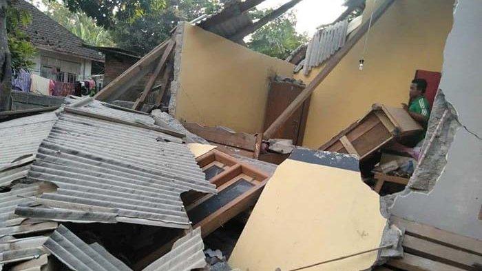 Hingga Pukul 15.00, Nusa Tenggara Barat Gempa 133 Kali