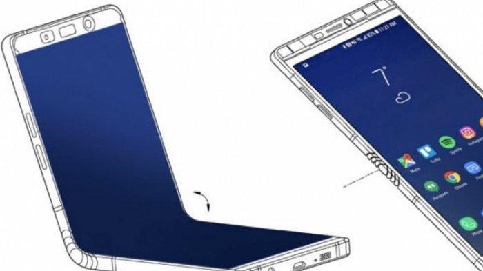Ponsel Lipat Samsung, Begini Cara Kerjanya