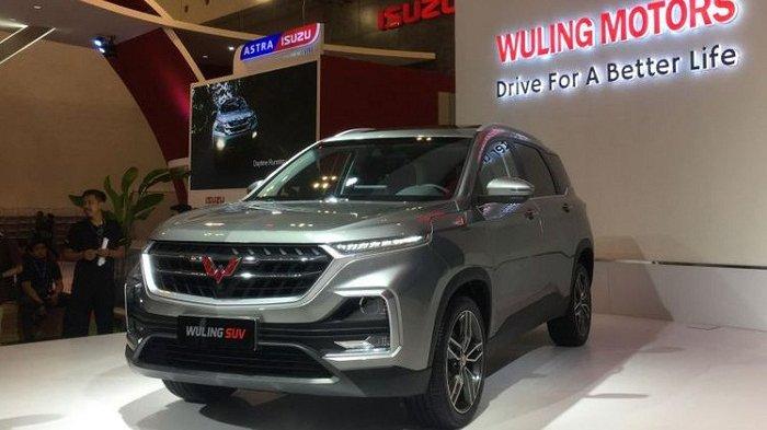 Di GIIAS 2018 Wuling Perkenalkan Baojun 530, Penantang Terios dan Rush