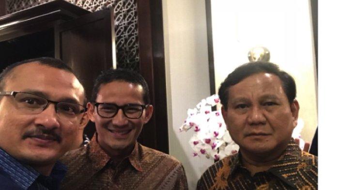 PERNYATAAN KERAS Ferdinand Hutahean: Saya Menyatakan Berhenti Mendukung Prabowo-Sandi