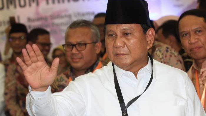 Prabowo Subianto Apresiasi Asian Games 2018 Berjalan Lancar
