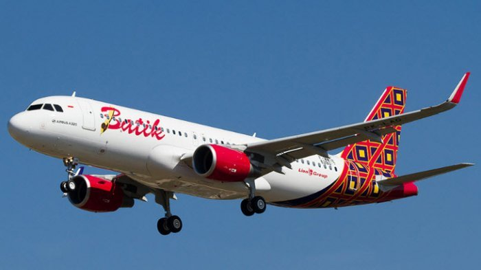 Tiga Pesawat Berputar-putar di Langit Kesulitan Mendarat di Bandara Pekanbaru