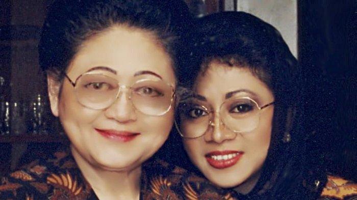 Kisah Unik Ibu Tien Soeharto, 12 Bulan di dalam Kandungan, Begini Ceritanya