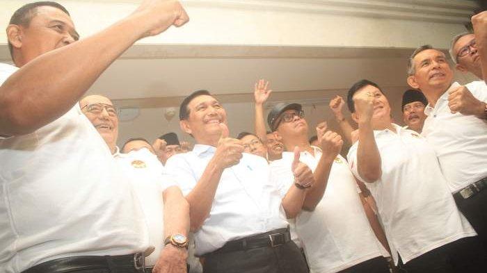 Kisruh Deklarasi #2019GantiPresiden, Luhut Panjaitan: Coba Nikmati Tuh Asian Games