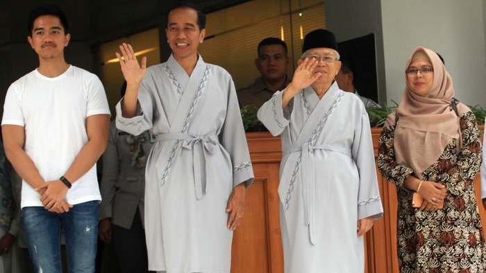 Ma'ruf Amin: Tujuan Saya Bantu Jokowi Siapkan Runway Agar Indonesia Lepas Landas pada 2024