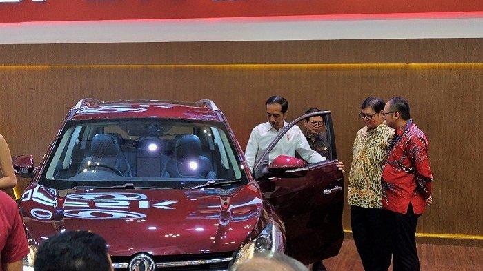 Ini Deretan Prestasi SUV DFSK Glory 580 di Ajang GIIAS 2018