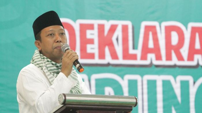 Ketua Umum PPP Romahurmuziy alias Romy Dikabarkan Ditangkap KPK di Kanwil Kementerian Agama Sidoarjo