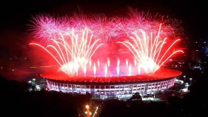 Presiden Jokowi, Erick Thohir, Presiden Olimpiade bahas Indonesia Tuan Rumah Olimpiade 2034