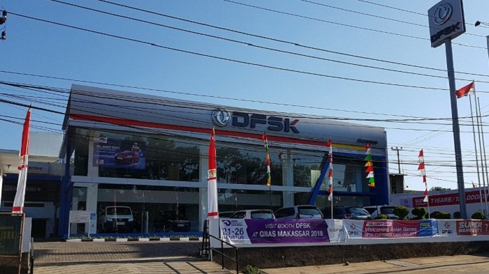 Sukses di GIIAS 2018, DFSK Buka Dealer di Makassar untuk Lebarkan Sayap