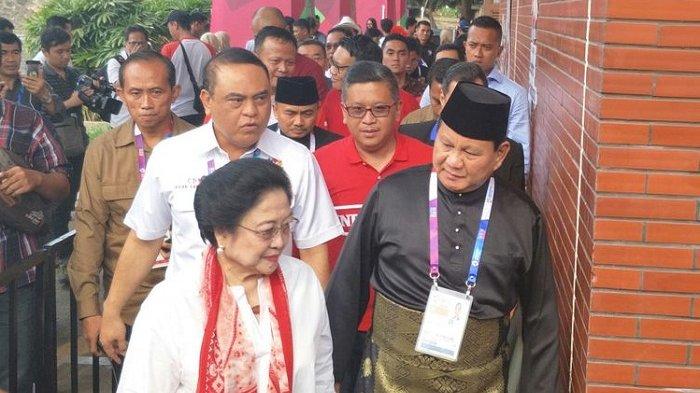 Pertemuan Digagas Sejak Asian Games 2018, Prabowo Kangen Nasi Goreng Bikinan Megawati