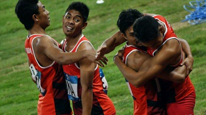 PASI Kirim Muhammad Zohri dan 5 Pelari Lain ke Kejuaraan Asia di Qatar