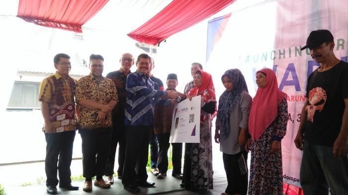 Wali Kota Jaksel Resmikan WARJA OK OCE