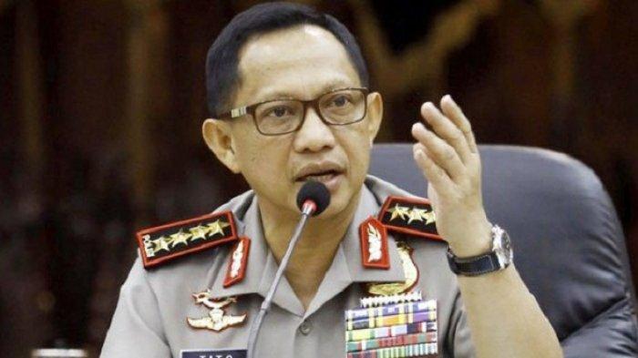 Kasus Penyiraman Air Keras Novel Baswedan, Kapolri Turun Tangan Bentuk Tim Teknis