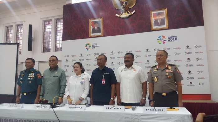 Tak Perlu Pintar, Seluruh Atlet Peraih Medali di Asian Games 2018 Bisa Masuk TNI POLRI Tanpa Tes