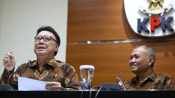 KPK Hari Ini Panggil Mendagri Tjahjo Kumolo sebagai Saksi Kasus Suap Meikarta