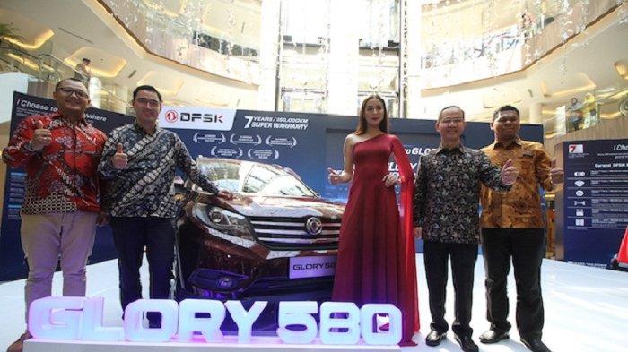 DFSK Hadir di Kota Kembang, Ini Promo Launching Glory 580