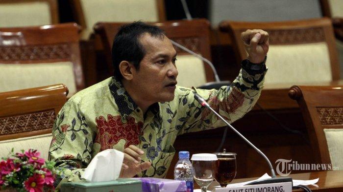 Saut Situmorang Yakin 75 Pegawai KPK Tak Lolos TWK Bakal Diangkat Jadi ASN Pakai Keppres