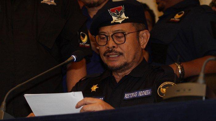 PROFIL Syahrul Yasin Limpo, Calon Menteri Jokowi dari Partai Nasdem, Bocoran Disampaikan Adiknya
