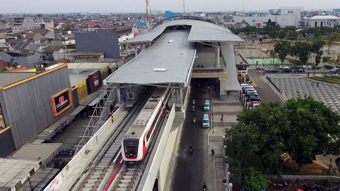 Lowongan Kerja PT LRT Jakarta Buka Kesempatan untuk Lulusan Sarjana, Simak Syaratnya di Sini