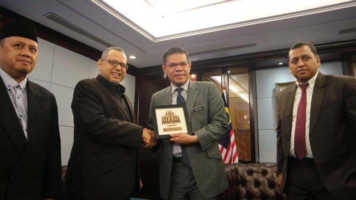 PKS Lakukan Lawatan Ke Tiga Partai Koallsl Pakatan Harapan Malaysia