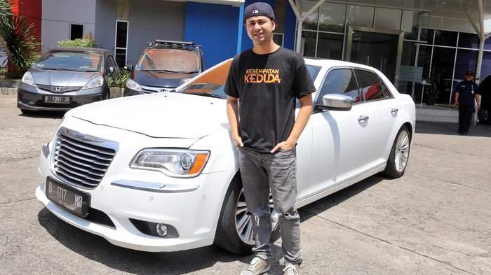 Bukan Mobil Lamborghini yang Dibeli Rp 13 Miliar, Ini yang Membuat Raffi Ahmad Merasa Hidup Bahagia