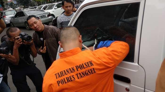 Ternyata Finalis Indonesian Idol Sudah Delapan Bulan Jadi Bandit Pecah Kaca Mobil