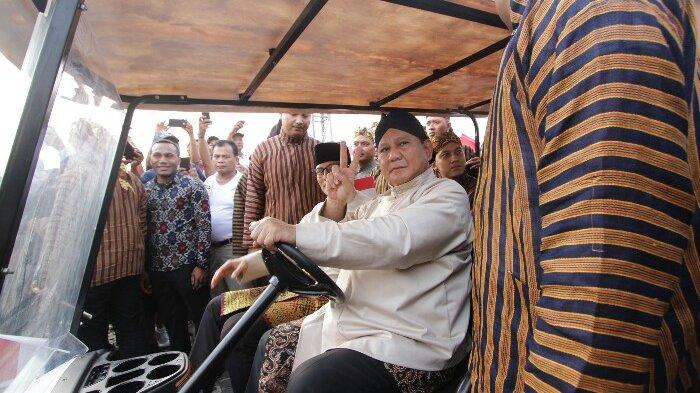 Priyo Budi Santoso: Prabowo Reinkarnasi Bung Karno dan Pak Harto