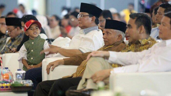 Prabowo: Soeharto Berkali-kali Selamatkan Negara dari Krisis