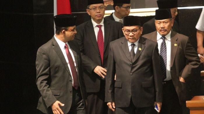APBD Perubahan DKI 2018 Capai Rp 83 Triliun