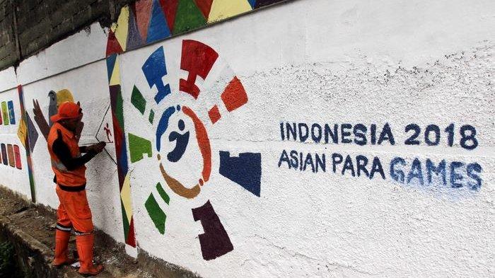 Asian Para Games 2018 - Sejumlah Jalan Sekitar GBK Ditutup Mulai Pukul 10.00 WIB