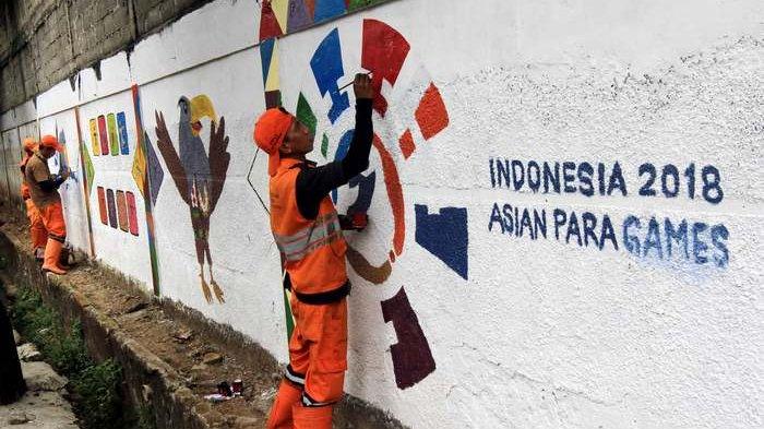 Upacara Pembukaan Asian Games Tampilkan Gunung, Asian Para Games 2018 Bakal Hadirkan Laut