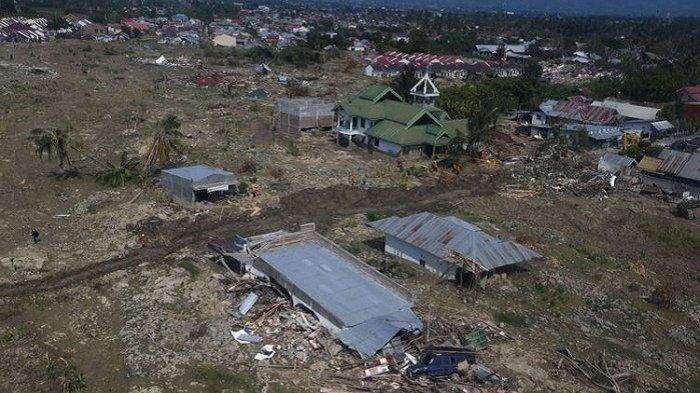 DPR Usul Ibu Kota Sulawesi Tengah Dipindahkan dari Palu