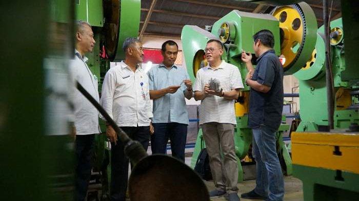 BERITA FOTO: IKM Logam Digenjot agar Mampu Bersaing di Pasaran