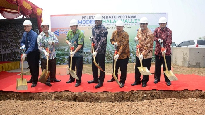 Modern Halal Valley, Cluster Halal Terbesar Pertama di Indonesia