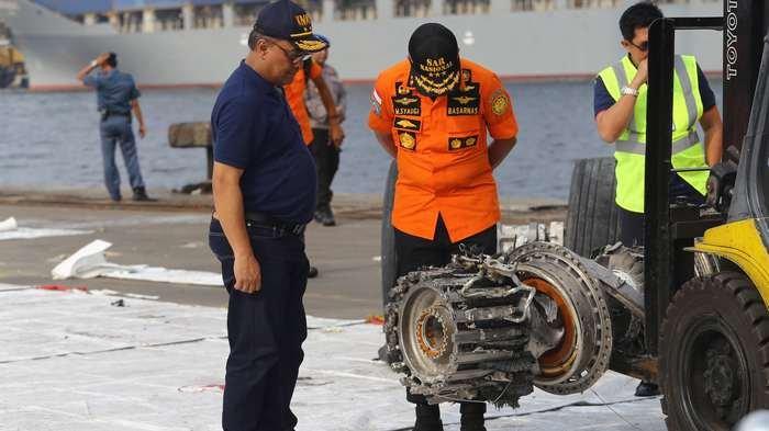 Keluarga Diajak ke Lokasi untuk Lihat Langsung Upaya Pencarian Korban Lion Air
