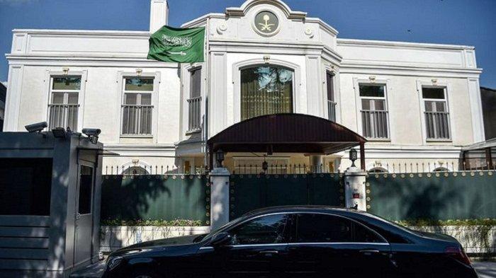 Arab Saudi Akui Jamal Khashoggi Tewas di Gedung Konsulat, tapi Tak Sebut di Mana Jasadnya
