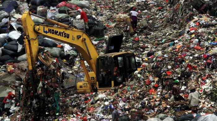 TPST Bantargebang Cuma Mampu Tampung 10 Juta Ton Sampah Jakarta Lagi